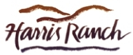 Harris Ranch Logo - good